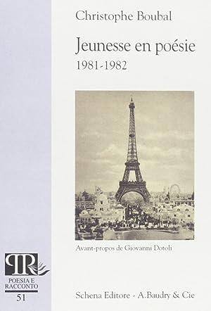 Jeunesse en poesie 1981-1982.: Boubal, Christophe
