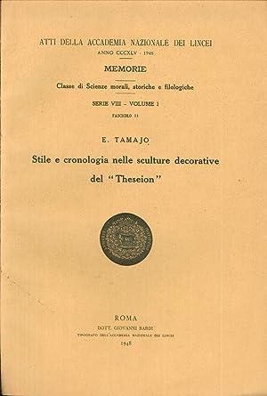 Archeometria. Scienze esatte per lo studio dei beni culturali.