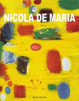 Nicola De Maria. I Miei Dipinti S'Inchinano a Dio. [Ed. Italiana e Inglese].: Bonito Oliva ...
