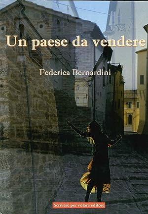 Un Paese Da Vendere.: Bernardini, Federica