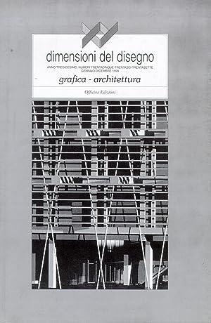 Xy Dimensioni del Disegno. Anno 13. N°. 35, 36, 37. Grafica-Architettura.: AA.VV.