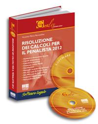 Risoluzione dei calcoli per il penalista. CD-ROM.: Ramondino, Vincenzo M