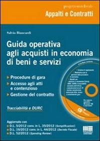 Le procedure in economia per l'afidamento di lavori, servizi e forniture.: Massari, Alessandro