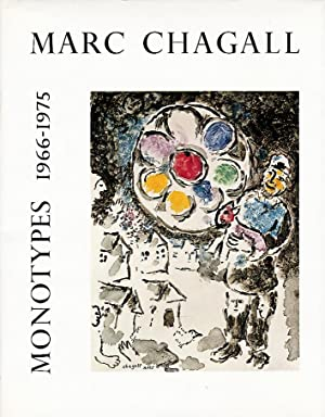 Marc Chagall. Monotypes. (1966-1975).