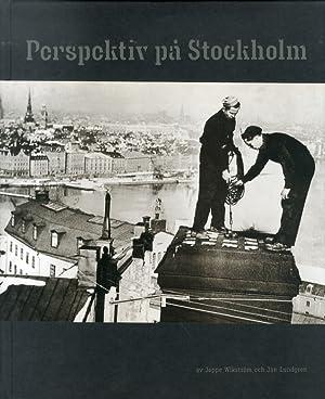Perspektiv på Stockholm.: Wikström, Jeppe Lundgren, Jan