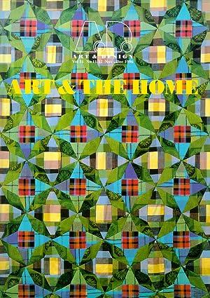 A.D. Profiles. 51. Art & the Home.