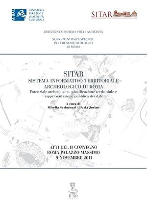 Sitar sistema informativo territoriale archeologico di Roma.