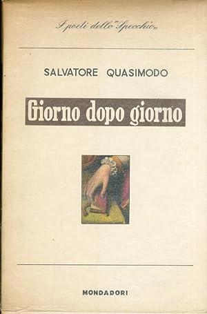 Giorno Dopo Giorno.: Quasimodo, Salvatore