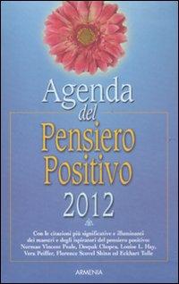 Agenda del pensiero positivo 2012.