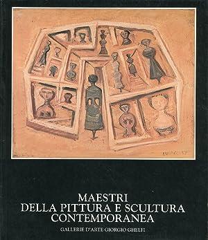 Maestri della Pittura e Scultura Contemporanea.