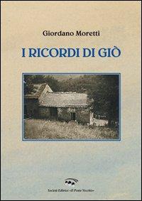 I ricordi di Giò.: Moretti, Giordano