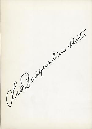 Mostra antologica di Lia Pasqualino Noto.