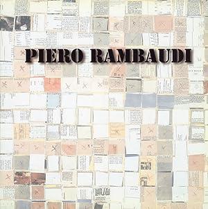Piero Rambaudi.: Fanelli, Franco Longari,