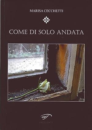 Come di Solo Andata.: Cecchetti, Marisa