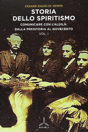 Storia dello spiritismo.: Baudi Di Vesme, Cesare