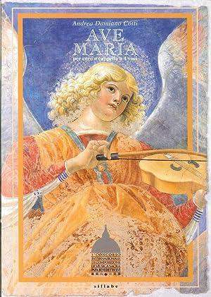 Ave Maria. Per Coro A Cappella A 4 Voci.: Cotti Damiani