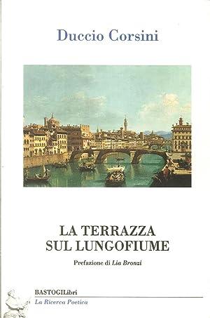 La terrazza sul lungofiume.: Corsini, Duccio