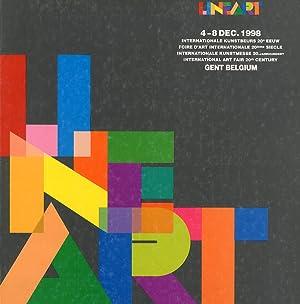 Lineart 4 - 8 Dec. 1998. Internationale