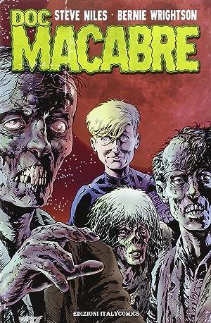 Doc Macabre.: Niles, Steve Wrightson, Bernie