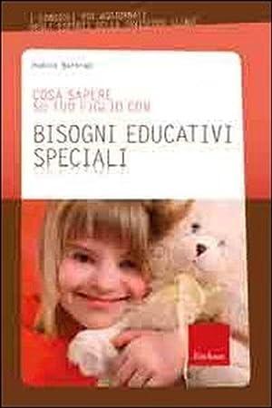 Cosa sapere su tuo figlio con bisogni educativi speciali. Vol. 10.: Bartram, Pamela