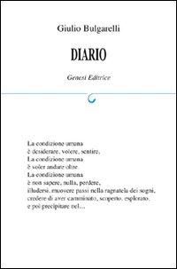 Diario.: Bulgarelli, Giulio