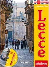 Lecce. Not just baroque. Con DVD.: 0