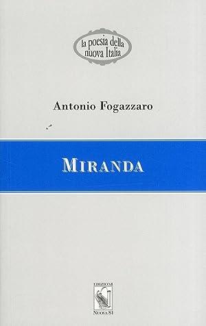 Miranda.: Fogazzaro, Antonio
