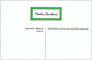 Superrealisticallegoricamente.: Cavalera, Nadia