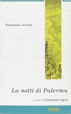 La notti di Palermu.: Aversa, Tommaso
