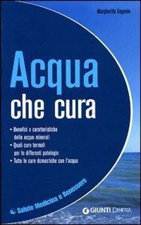Acqua che cura.: Eugenio, Margherita