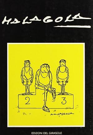 Malagola. Disegni umoristici.: Malagola, Alfredo
