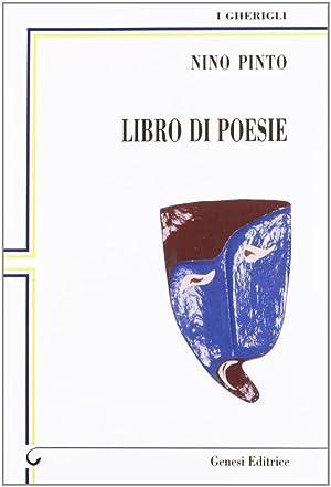 Libro di poesie.: Pinto, Nino
