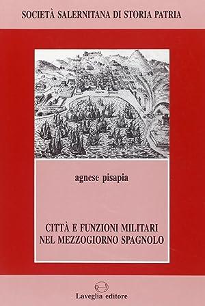 Città e funzioni militari nel Mezzogiorno spagnolo: il caso di Principato citra (secc. ...