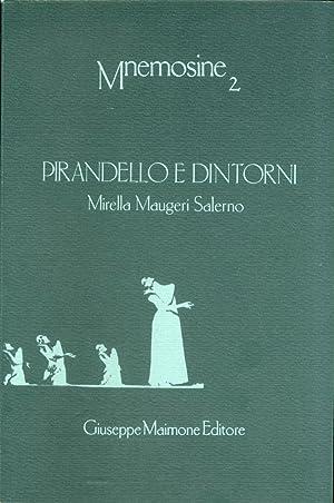 Pirandello e dintorni.: Maugeri Salerno, Mirella