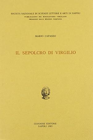 Il sepolcro di Virgilio.: Capasso, Mario