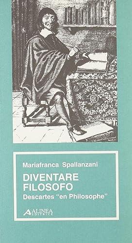 Diventare filosofo.: Spallanzani, Mariafranca