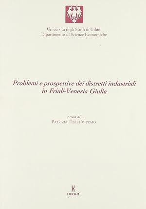 Problemi e prospettive dei distretti industriali in Friuli-Venezia Giulia.