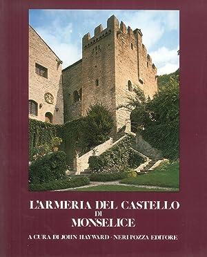 L'armeria del castello di Monselice.