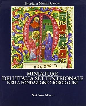 Miniature dell'Italia settentrionale nella Fondazione Giorgio Cini.