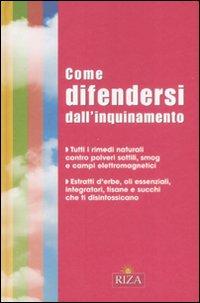 Come difendersi dall'inquinamento.: Coccolo, M Fiorella