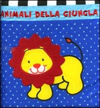 Animali della giungla. Libro-tappeto.