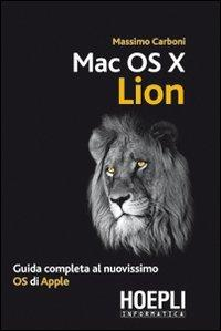 Mac OS X Lion.: Carboni, Massimo