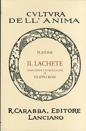 Il Lachete.: Platone