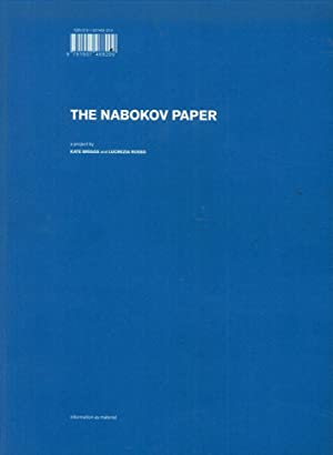 The Nabokov Paper. Information as material.: Briggs, Kate Russo, Lucrezia