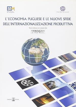 L'economia pugliese e le nuove sfide dell'internazionalizzazione produttiva.: Coppola, ...