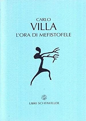 L'ora di Mefistofele.: Villa, Carlo