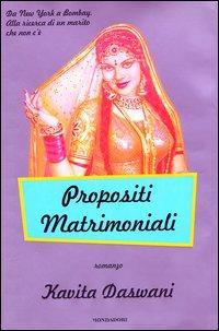 Propositi matrimoniali.: Daswani, Kavita