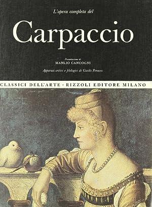L'Opera Completa del Carpaccio.