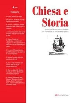 Chiesa e storia. Vol. 4: Pontificati interrotti nella storia della Chiesa: deposizioni, abdicazioni...