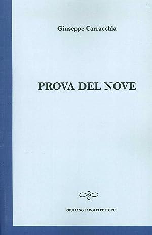 Prova del nove.: Carracchia Giuseppe